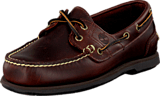 Timberland - Classic boat shoe Rootbeer Smooth