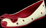Lola Ramona - Rinna 411001-1 White/red