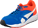 Puma - Xs 500 Jr Strong Blue-White-Nasturtium