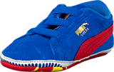 Puma - Crib Pack Suede Superman Blue/Red