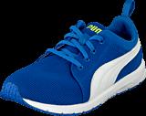 Puma - Carson Runner Jr Strong Blue-White