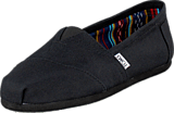 Toms - Classics Men Black on Black
