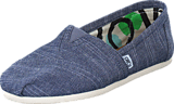 Toms - Seasonal Classics Blue Chambray