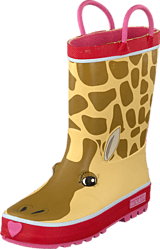 Vincent - Giraffe Pink