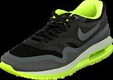 Nike - Wmns Nike Air Max Lunar1 Black/Dark Grey-Volt-Pr Pltnm