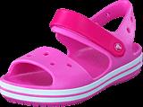 Crocs - Crocband Sandal Kids Candy Pink/Party Pink