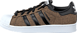 adidas Originals - Superstar Winterized Pack Core Black