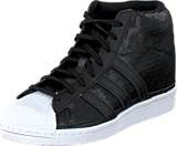 adidas Originals - Superstar Up W Core Black/Core Black/White