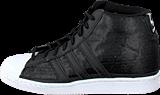adidas Originals - Superstar Up W Core Black/Core Black/White