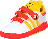 adidas Sport Performance - Disney Wtp I White/Yellow/Red