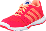 adidas Sport Performance - Essential Star 2 K Shock Red/Sun Glow/Eqt Blue