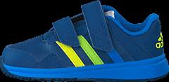 adidas Sport Performance - Snice 4 Cf I Tech Steel/Shock Blue/Shock