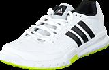 adidas Sport Performance - Essential Star .2 White/Core Black/Slime