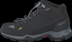 adidas Sport Performance - Terrex Mid Gtx K Core Black/Vista Grey