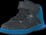 adidas Sport Performance - Jan Bs 2 Mid C Core Black/Dark Grey/Blue