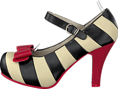 Lola Ramona - Angie 413001 Black/cream/red