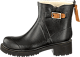Ilse Jacobsen - WOMEN RUBBER BOOTS SHORT 001 Black