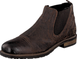 Bugatti - 06F9234 Dark Brown/ Leather