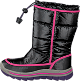 Geox - J Overland G.Abx A - Ny+Prl.Sy Black/Fuchsia