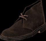 Clarks - Desert Boot. Brown Sde