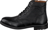 Clarks - Faulkner Rise Black Leather