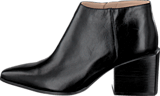 Clarks - Amaline Art Black Leather