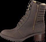 Clarks - Maroda Spritz Taupe Leather