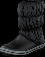 Crocs - Winter Puff Boot Women Black/Char