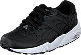 Puma - R698 Leather Black