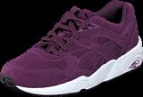 Puma - R698 Allover Suede Purple