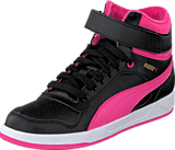 Puma - Puma Liza Mid Fur Jr Black
