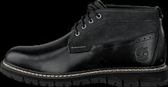Timberland - Clean Chukka Wp Black CA1245 Black