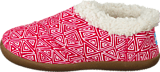 Toms - Slippers Tiny Pink felt