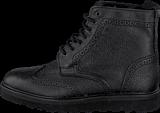 WeSC - Brogue Boot Black