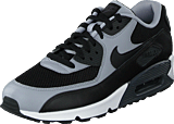 Nike - Nike Air Max 90 Essential Black/Black-Wolf Grey-Anthrct