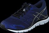Asics - GEL-ZARACA 4 Indigo Blue/Silver/Black