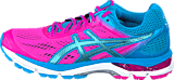 Asics - Gel-Pursue 2 T5D5N-3567 Pink Glow/Aqua/Turquoise