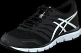 Asics - Gel-Zaraca 4 T5K3N Black/White/Silver