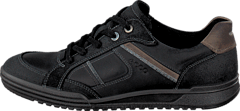 Ecco - Fraser Black/Black/Warm Grey