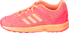 adidas Originals - Zx Flux Split El I Sun Glow/Flash Red