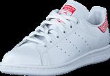 adidas Originals - Stan Smith W White/Collegiate Red