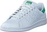 adidas Originals - Stan Smith W White/Green