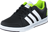 adidas Sport Performance - Lk Trainer 7 K Core Black/Ftwr White/lime