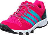adidas Sport Performance - Kanadia 7 Tr K Bold Pink/Shock Green/Black