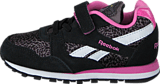 Reebok - Jb Bagheera Runner Black/Shark/Icono Pink/White