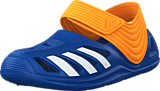 adidas Sport Performance - Zsandal C Eqt Blue/Ftwr White/Eqt Orange