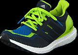 adidas Sport Performance - Ultra Boost M Semi Solar Slime/Night Navy