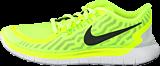 Nike - Free 5.0 Volt Green