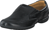 Clarks - Recline Free Black Leather