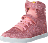 Hummel - Slimmer stadil glitter high Copper